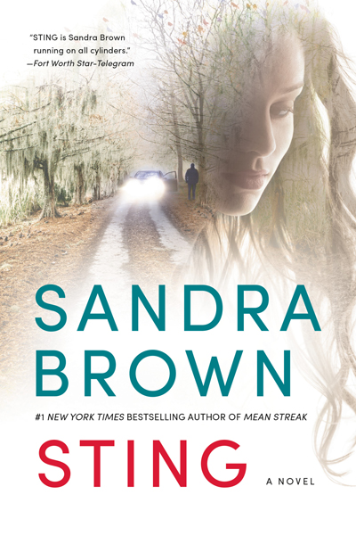 Sting - Sandra Brown, #1 New York Times Bestselling Author